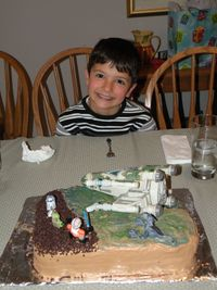 Aidan's birthday