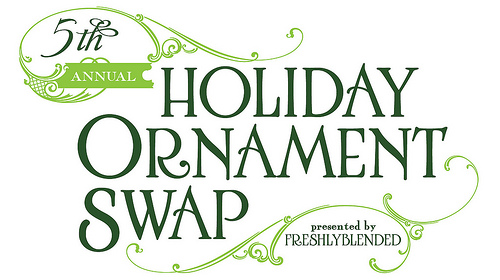5th annual holiday ornament swap